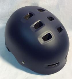 Matte Navy Blue Skate/Bike helmet size M