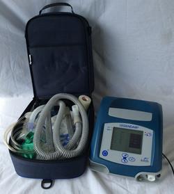 Airox Legendair small portable ventilator kit (Functional)