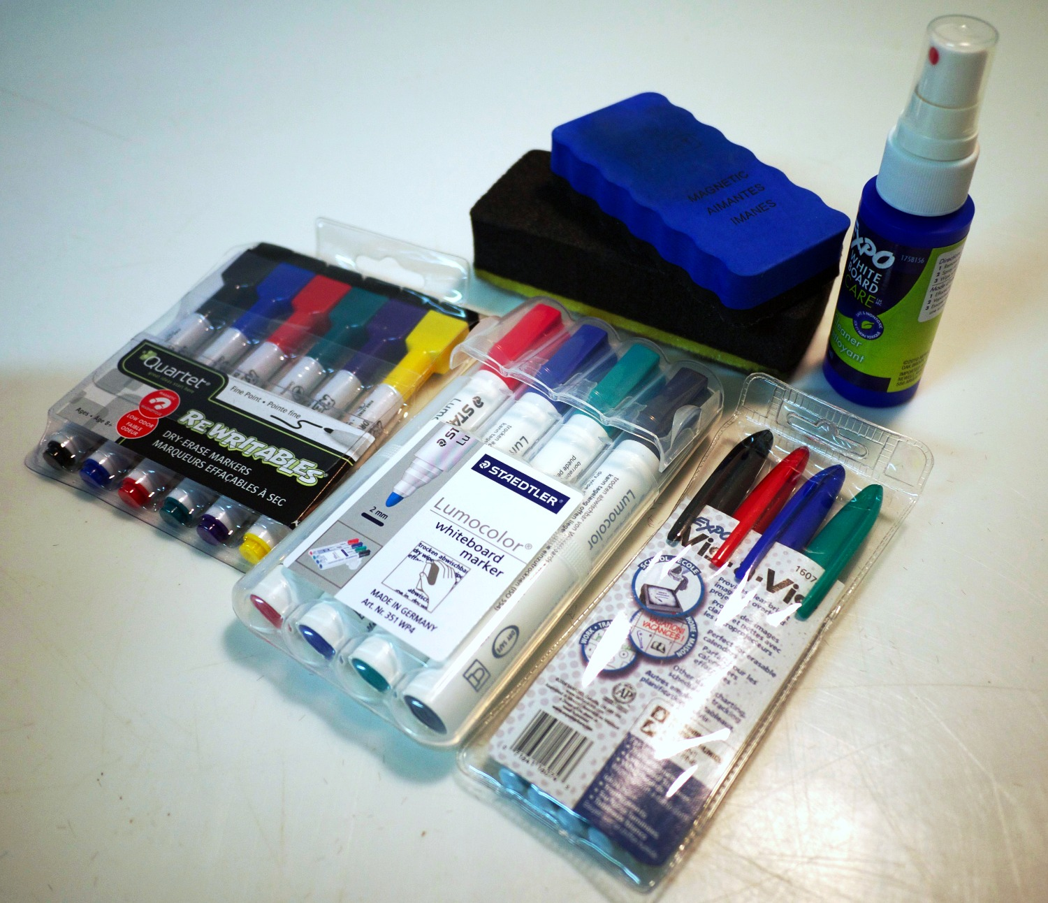 Dry Erase/Whiteboard Supplies