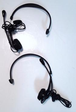 Single-Sided Headphones