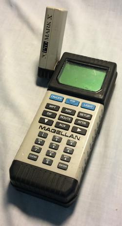 Magellan Promark X GPS