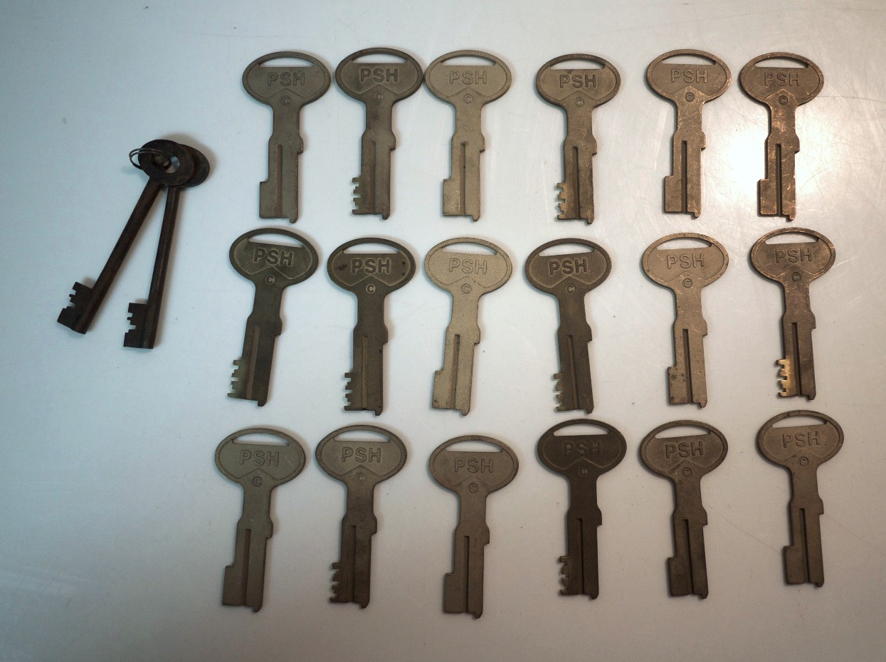 Prison Keys