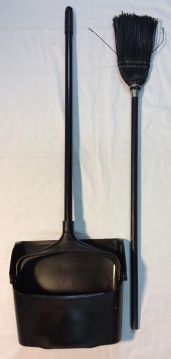 Black Sweep Broom