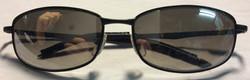 Foster Grant Chrome tinted lenses