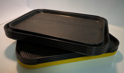 Cafeteria trays