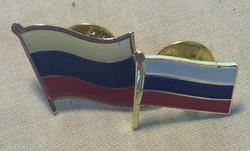 Russian Flag Pin