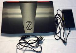 working Acer Black & red laptop