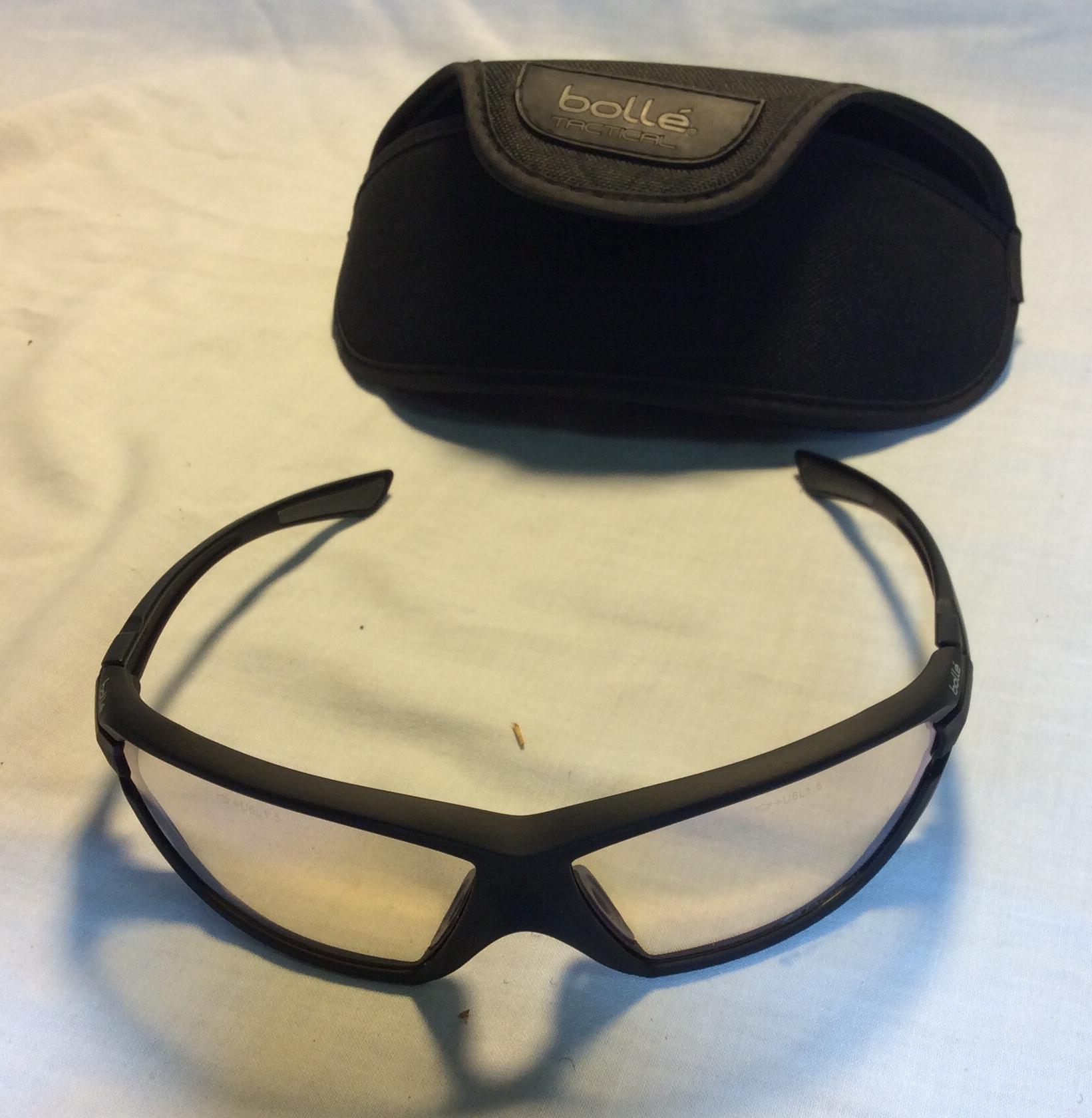 Bollé tactical glasses Assault