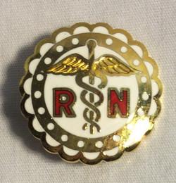 RN Medical pin