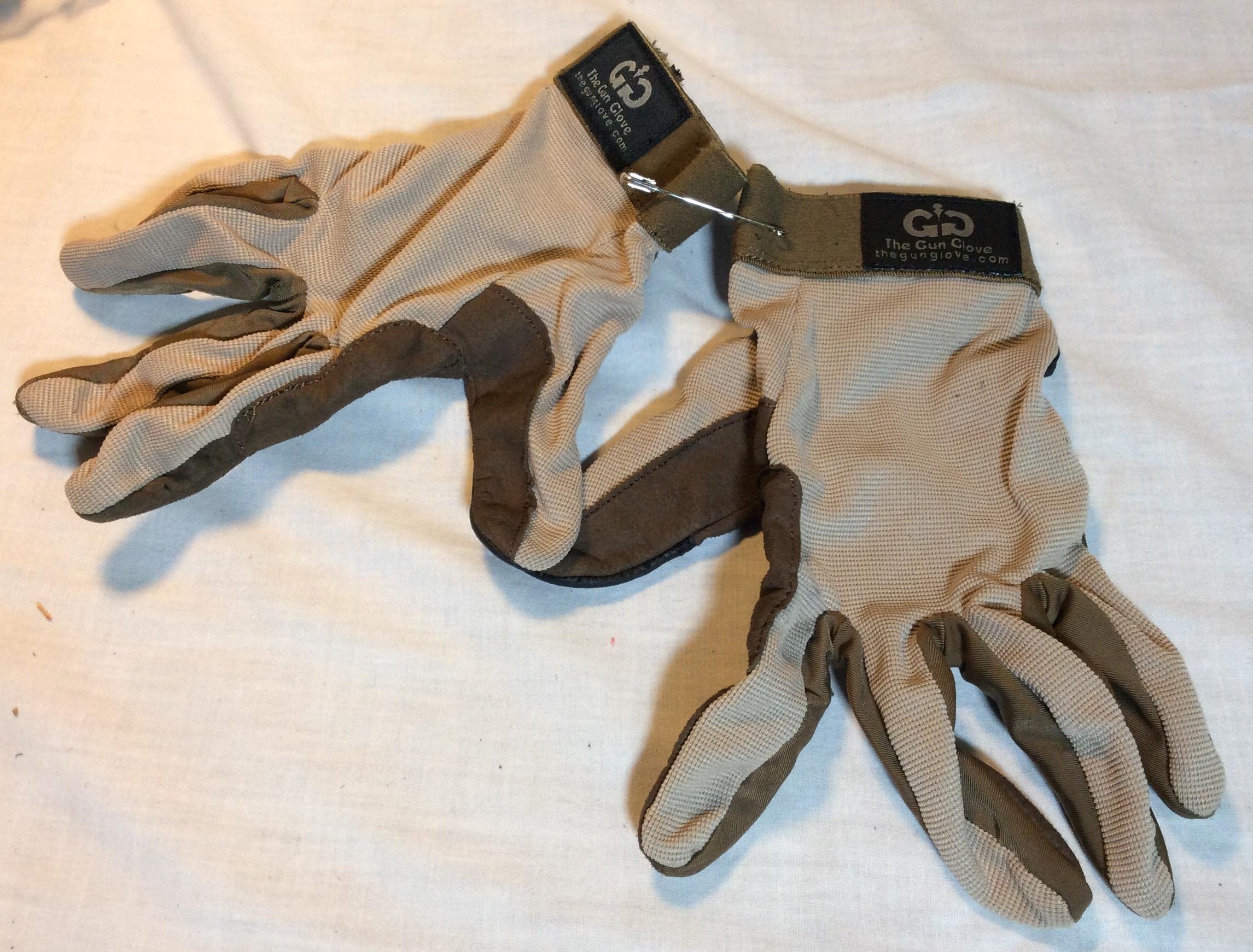 The Gun Glove