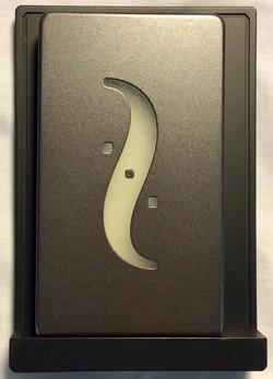 Security card panel