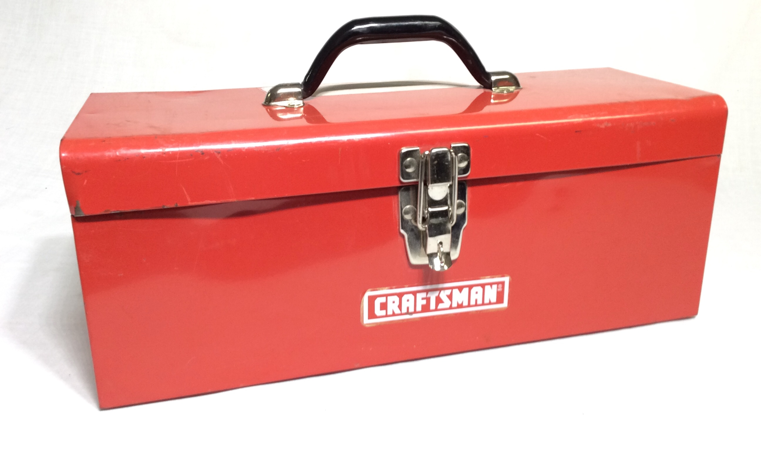 Craftsman Red Toolbox