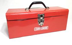 Craftsman Red Toolbox