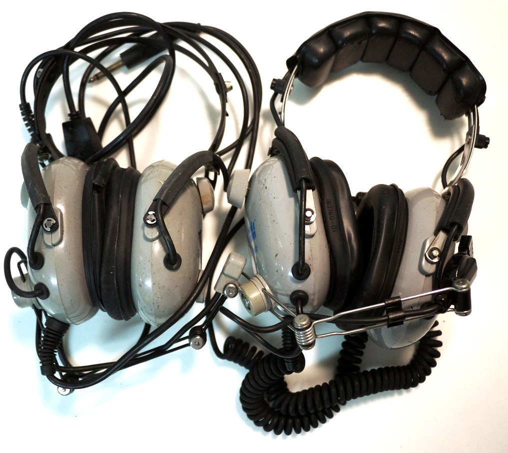 Helicopter Headsets