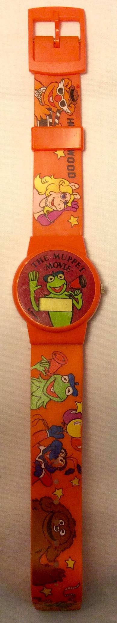 Kermit the frog watch