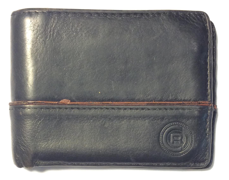 Club Rochelier Black leather