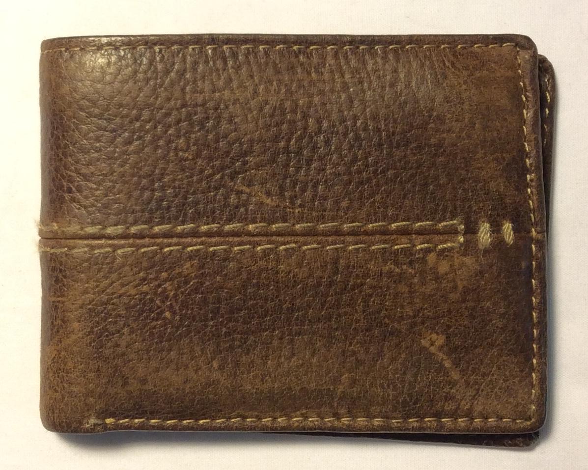Relic 67 Brand Dark brown leather