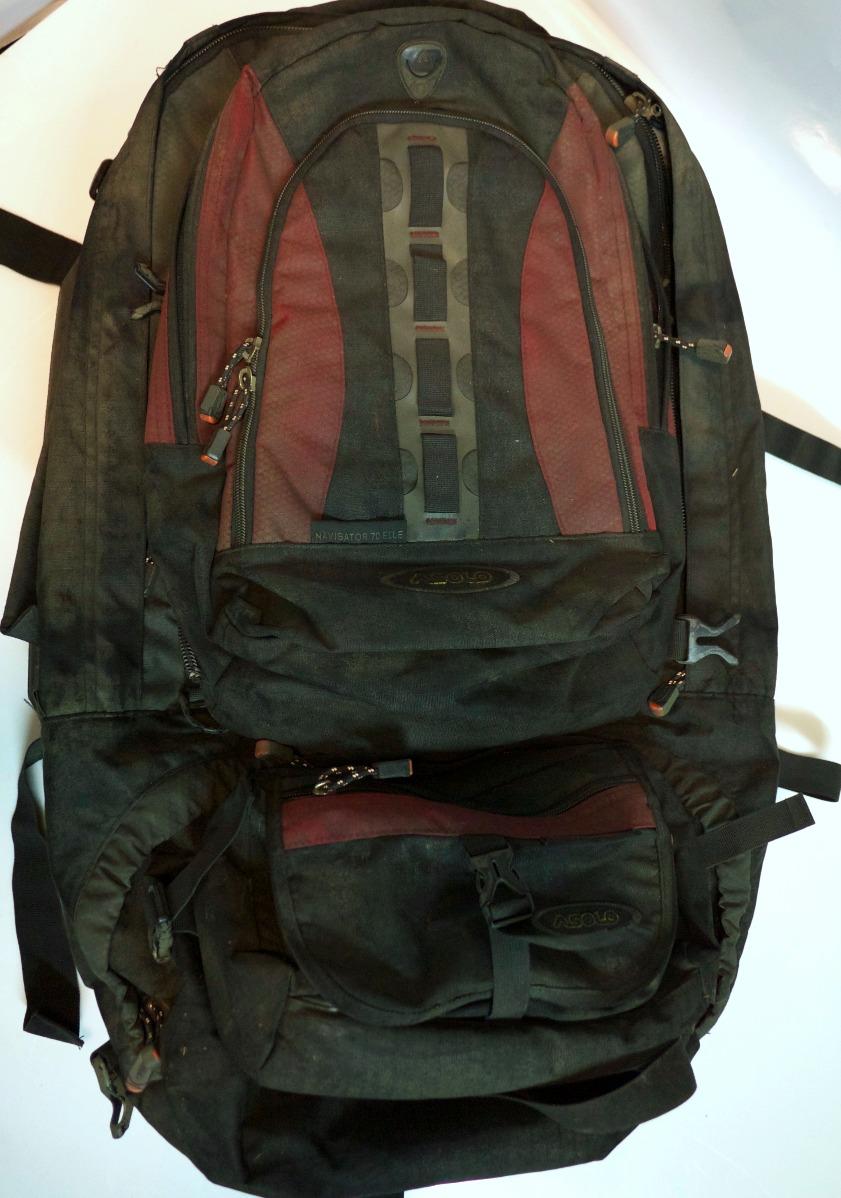 Backpacker Bag