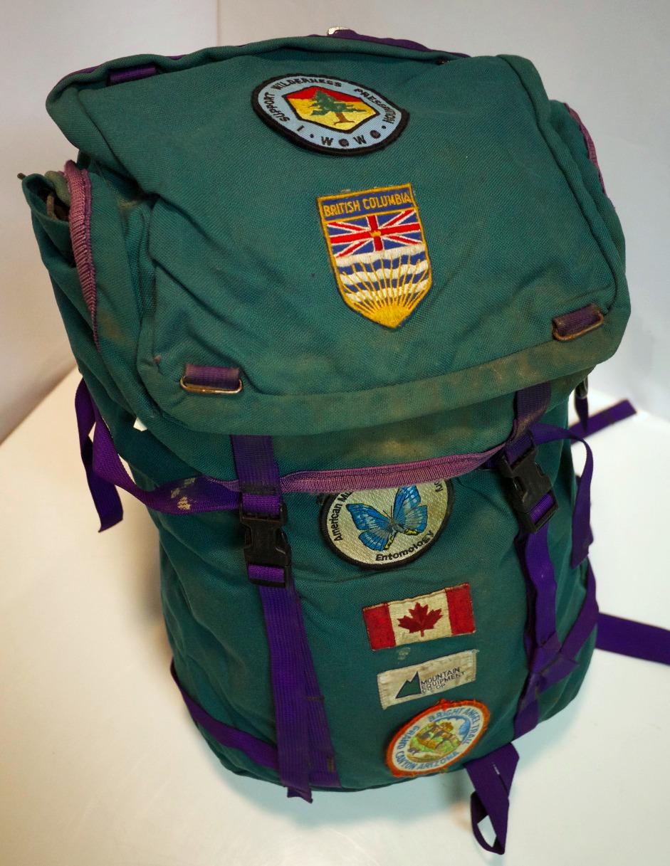 """Wilderness"" Backpack"