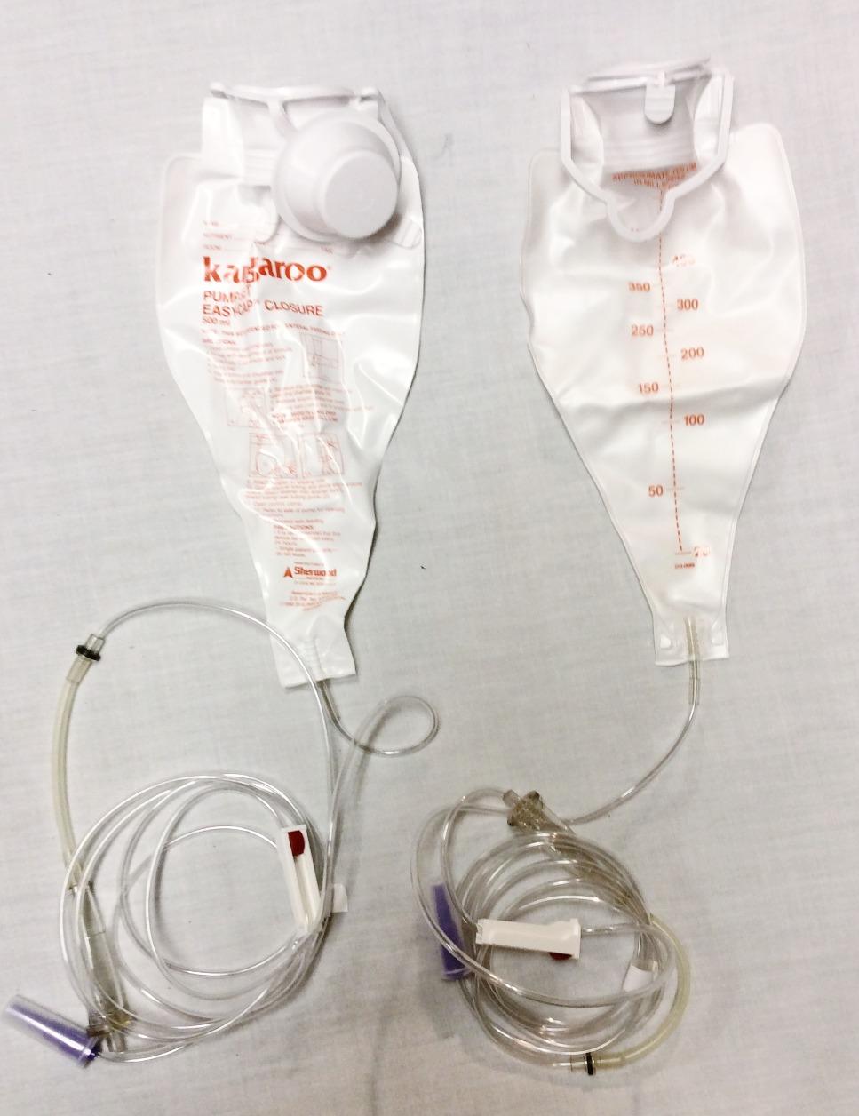 ICU Feed Bags Kangaroo Bags