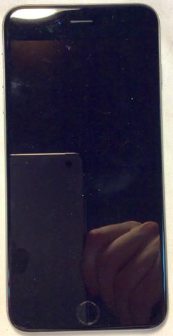 Apple iPhone 6+, dark grey