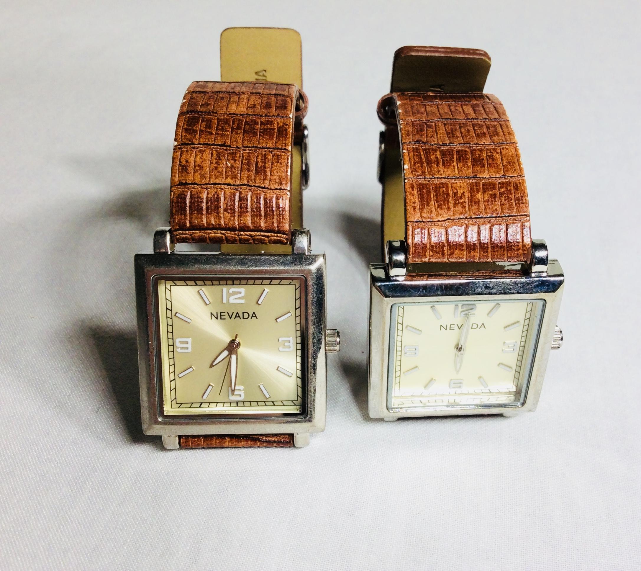 Nevada watch - Double