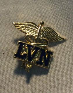 Licensed Vocational Nurse (LVN) Pin