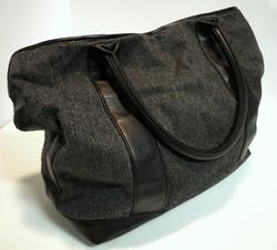 Wool/Polyester Handbag