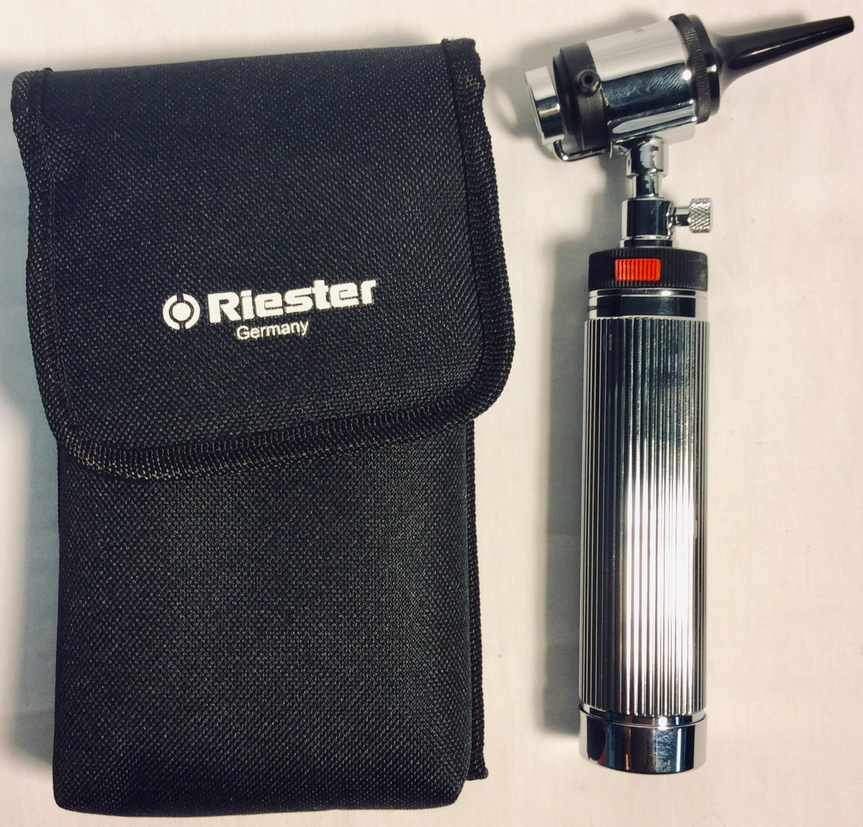 Riester otoscope (ear scope)