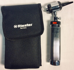 Riester otoscope (ear scope)