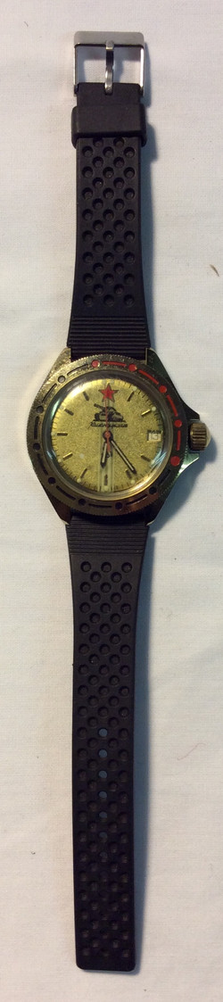 Russian Brand Gold face