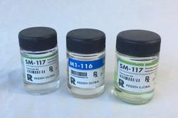 Medical Lab Tiny Liquid Capsules, Glass