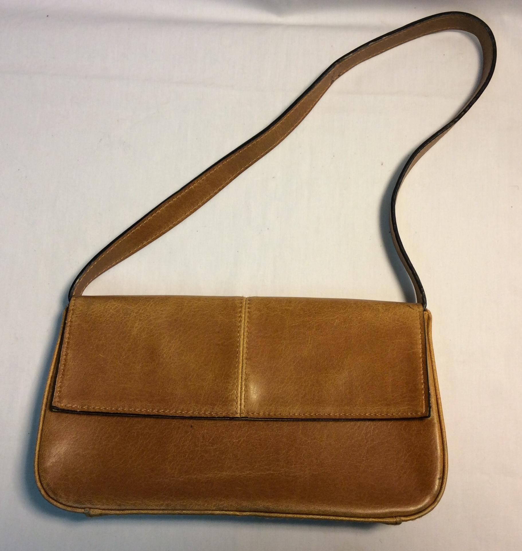 Aldo Light brown leather purse