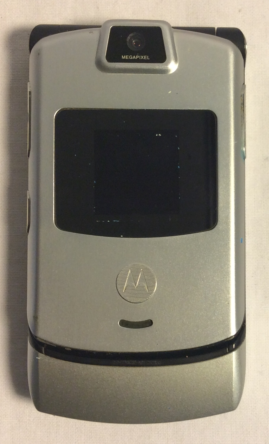 Motorola flip phone, working