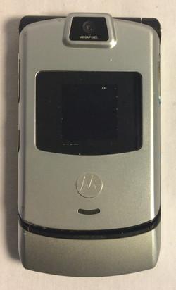 Motorola flip phone, working