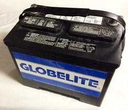 Plastic Fake Car Battery