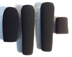 Microphone foam covers