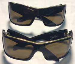 Spy Optic/Gallow Large black plastic