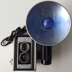 Kodak Duaflex 3 Vintage Camera