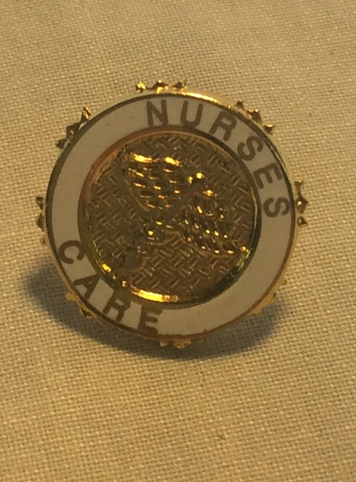 Nurse's Care Pin