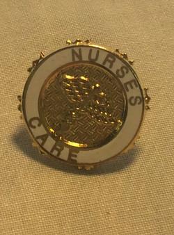 Nurse's Care Pin
