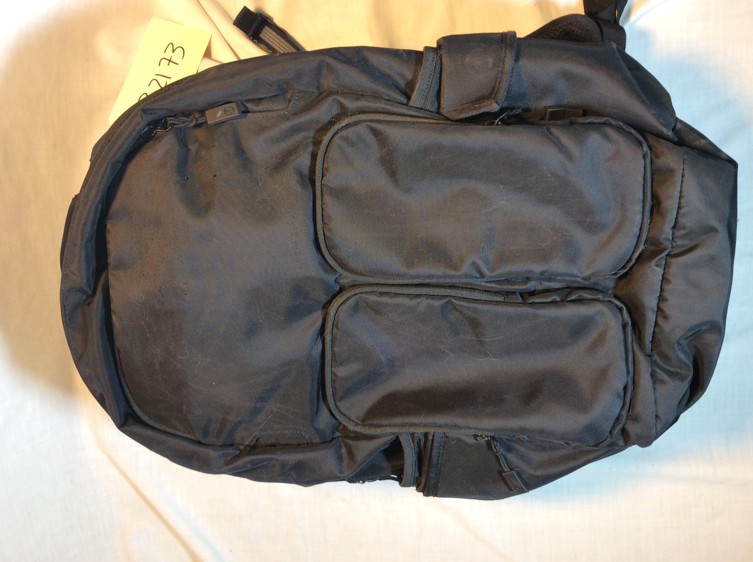 Black Lululemon Backpack