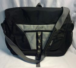 Roots Black/silver shoulder bag