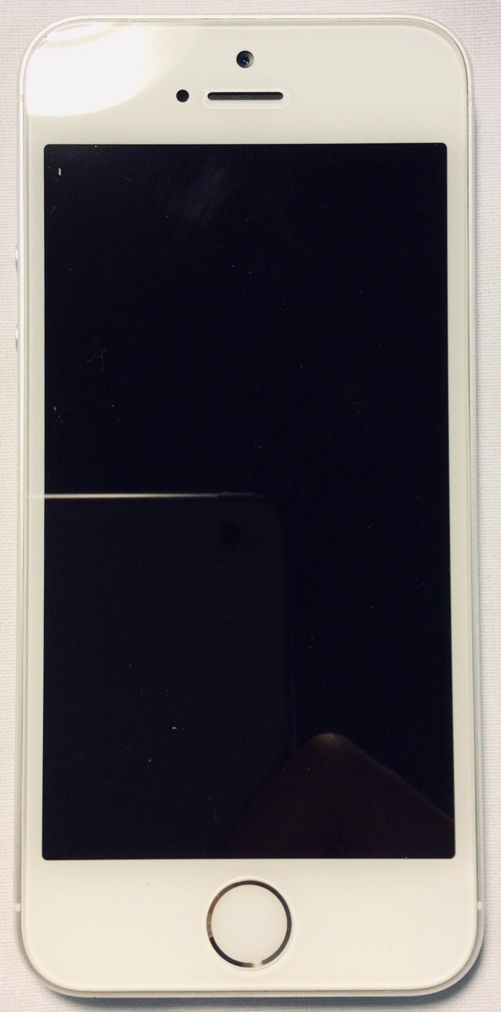 Apple iPhone 6+, light silver