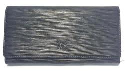 Luis Vuitton Real LV black wood