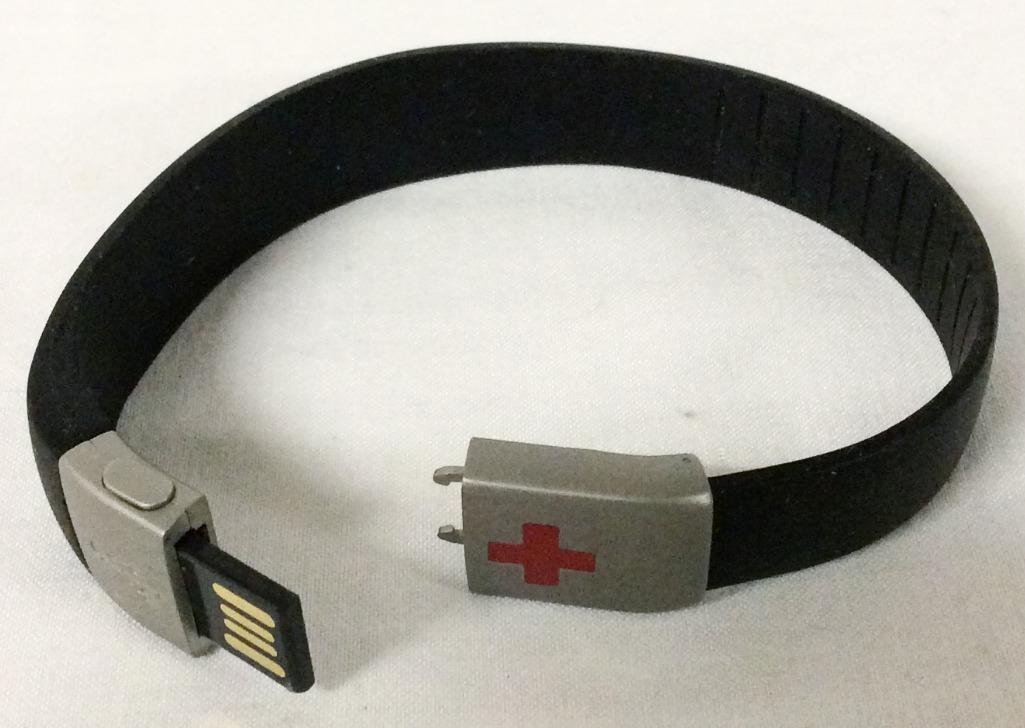 Electronic Medical Bracelet