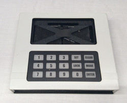 Playback capable security keypad
