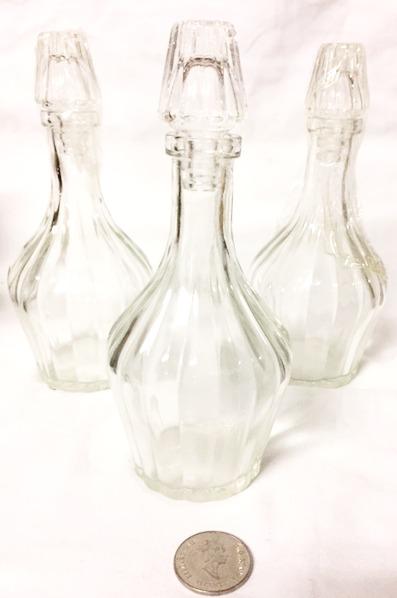 Decorative Glass Bottles