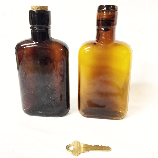 Antique Tonic Bottles