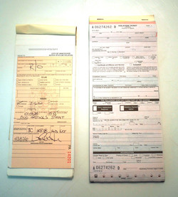 Violation Tickets